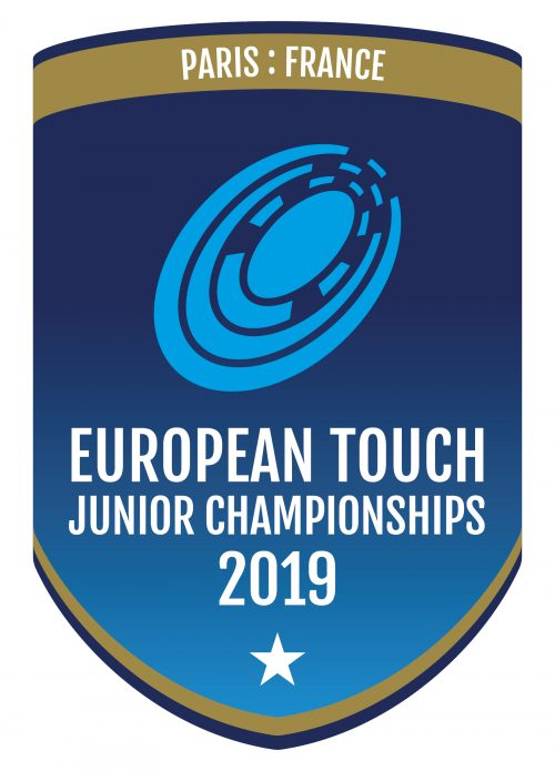 EUROPEAN JUNIOR TOUCH CHAMPIONSHIPS PARIS August 2019