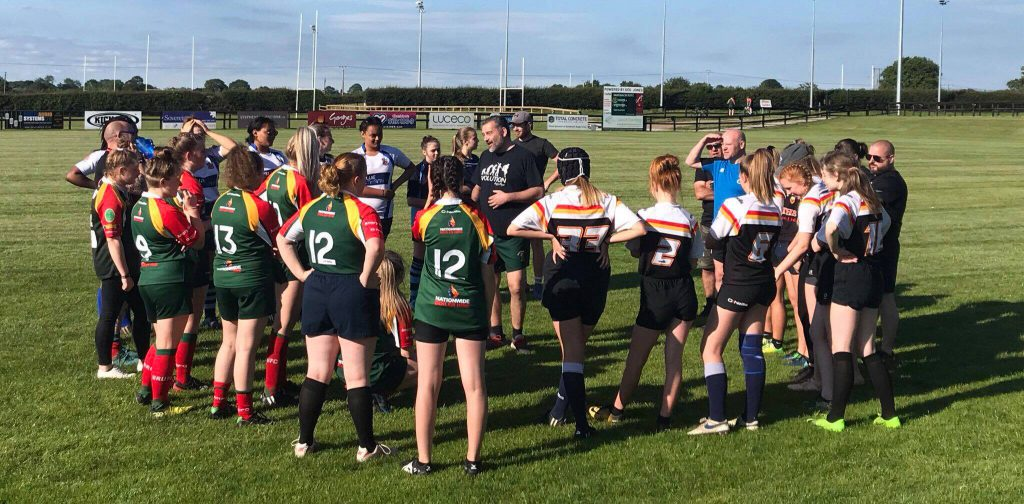 Cheshire Clubs X7s event hosted at Sandbach RUFC….