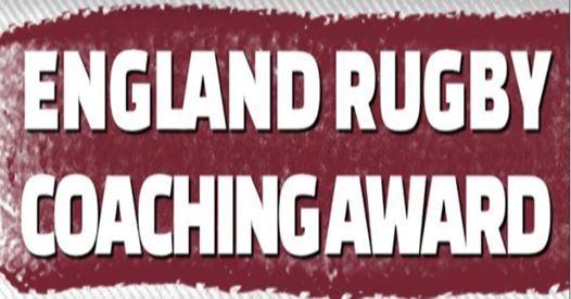 England Rugby Coaching Award ..