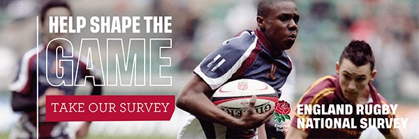 Rugby Survey – don't miss out on shaping our game……