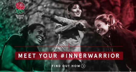 CHESHIRE RFU INVITES WOMEN TO UNLEASH THEIR INNER WARRIOR AND TAKE PART IN FREE RUGBY FITNESS SESSIONS THIS JANUARY…